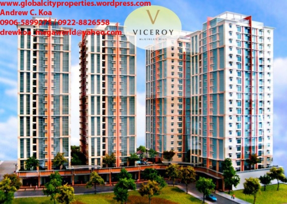 The Viceroy Residences at Mckinley Hill